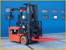 Weighing on forklift trucks - RAVAS